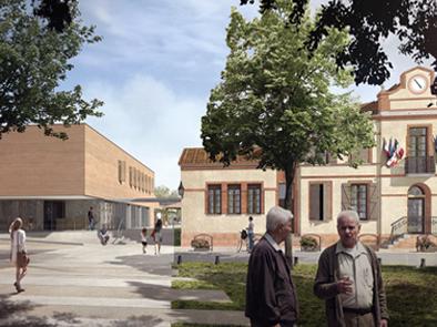 Extension_mairie_siege_communaute_communes_bellevue_Pechbonnieu_imagealauneter