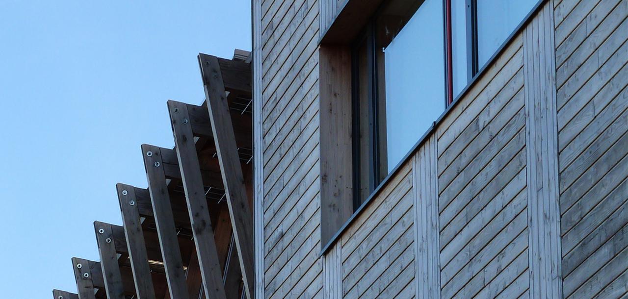 Accueil collart architecture for Batiment energie positive
