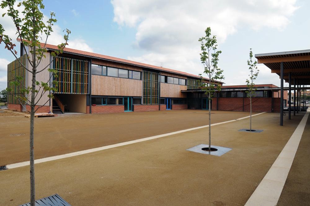 École élémentaire, Fronton (31)