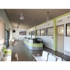 Cabinet de radiologie saint gaudens collart architecture - Cabinet de radiologie villeneuve d ascq ...
