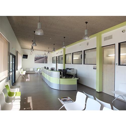 Cabinet de radiologie saint gaudens collart architecture - Cabinet de radiologie altkirch ...