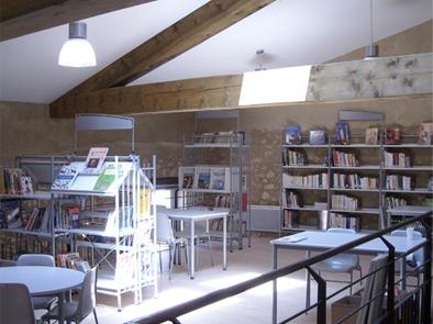 Centre céramique Médiathèque Mas Sainte Puelles Architecte Agence Collart Réhabilitation écologique terre Toulouse